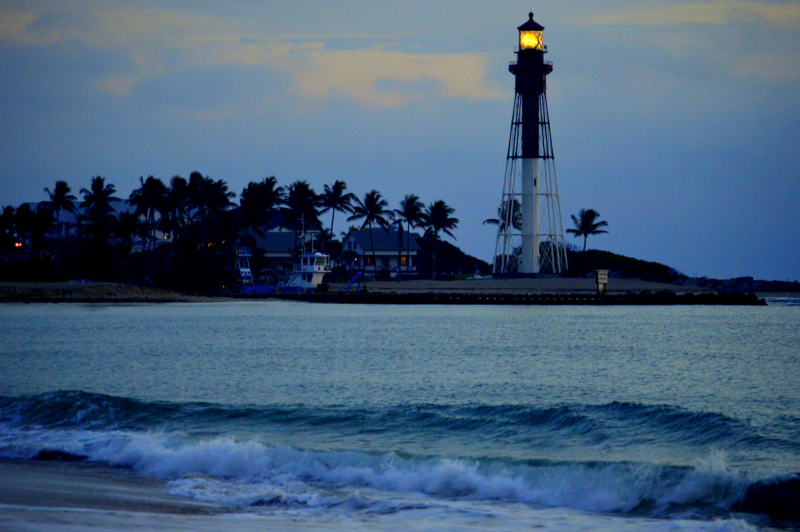 Guiding Light3 03/13/13 Sunrise Hillsboro Inlet FL